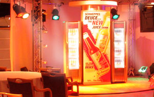 Schweppes Product Launch