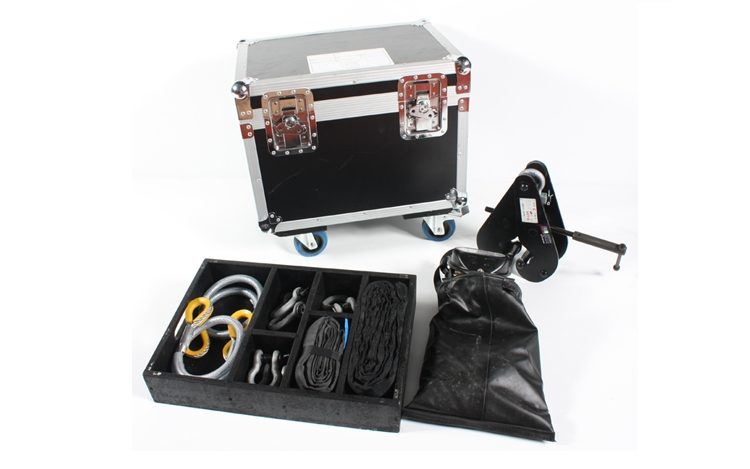 Twin Chain Hoist Rigging Kit Hire